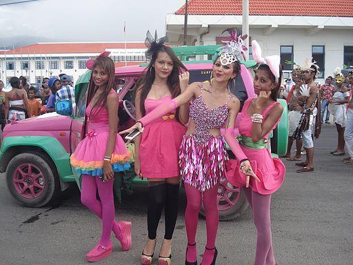 2013 Karneval in Dili 2