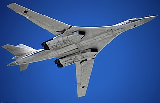 Tupolev Tu-160 - Tupolev Tu-160 at the 2013 Moscow Victory Day Parade