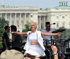 Betty Who - Who performing at Capital Pride in Washington D.C.