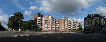 20140629 Kantoorgebouw-appartementencomplex Steenhouwerskade Groningen NL.jpg