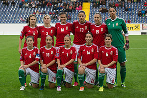 Hungary women's national football team - Hungary