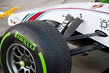 Pneumatico Pirelli utilizzato in Formula 1 nella stagione 2014
