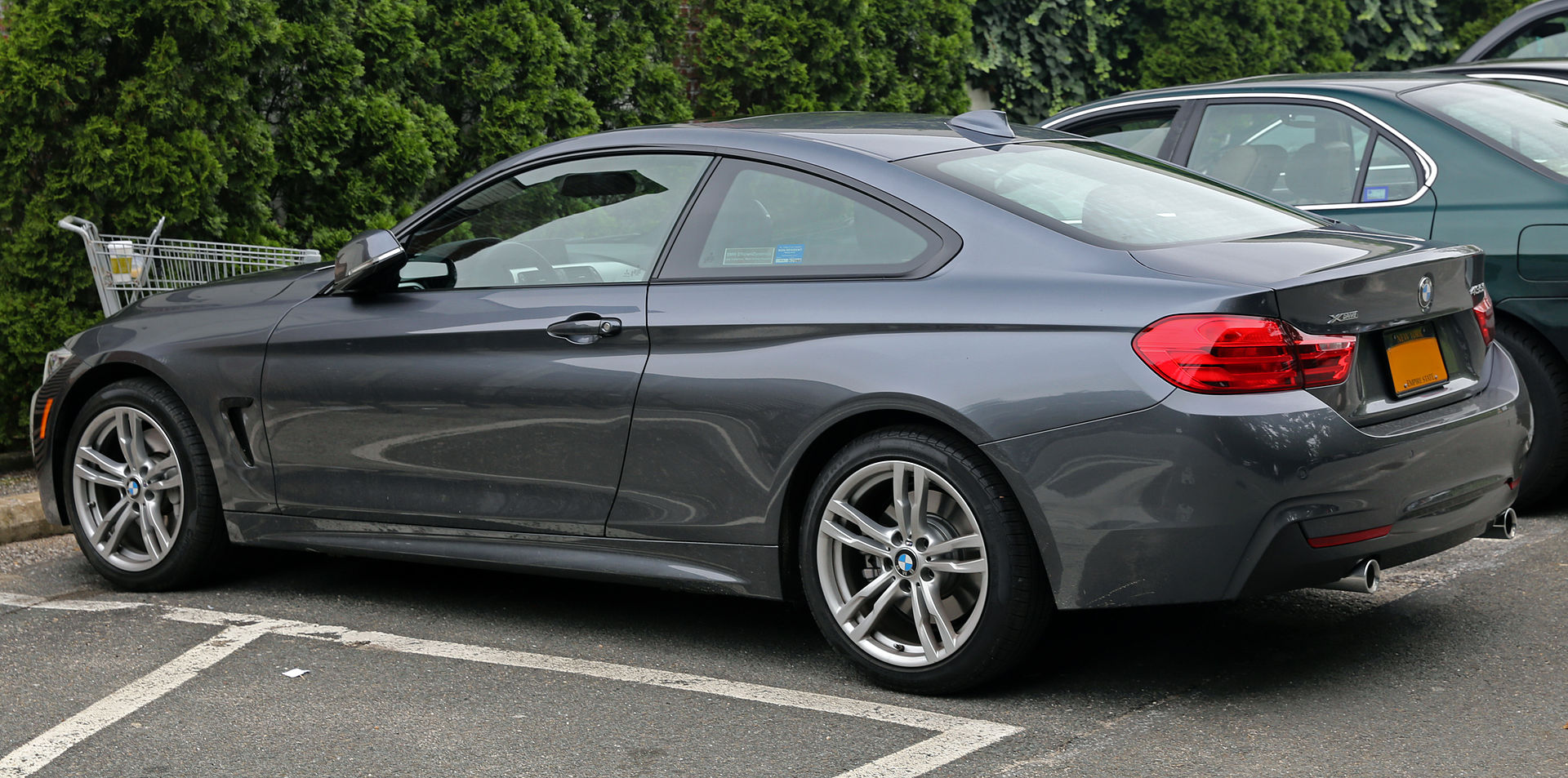 BMW 4 Series (F32) - Wikipedia