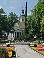 2014 Lądek-Zdrój, park zdrojowy 05.JPG