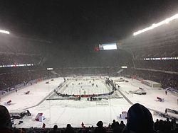 2014 NHL Stadium Series, Soldier Field.JPG