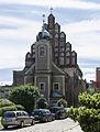 2014 Nysa, kościół ewangelicki 02.JPG