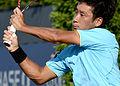 2014 US Open (Tennis) - Qualifying Rounds - Yuichi Sugita (15033276762).jpg