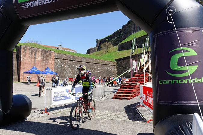 Cannondale Enduro Tour Enduro Du Lion VTT Belfort 19