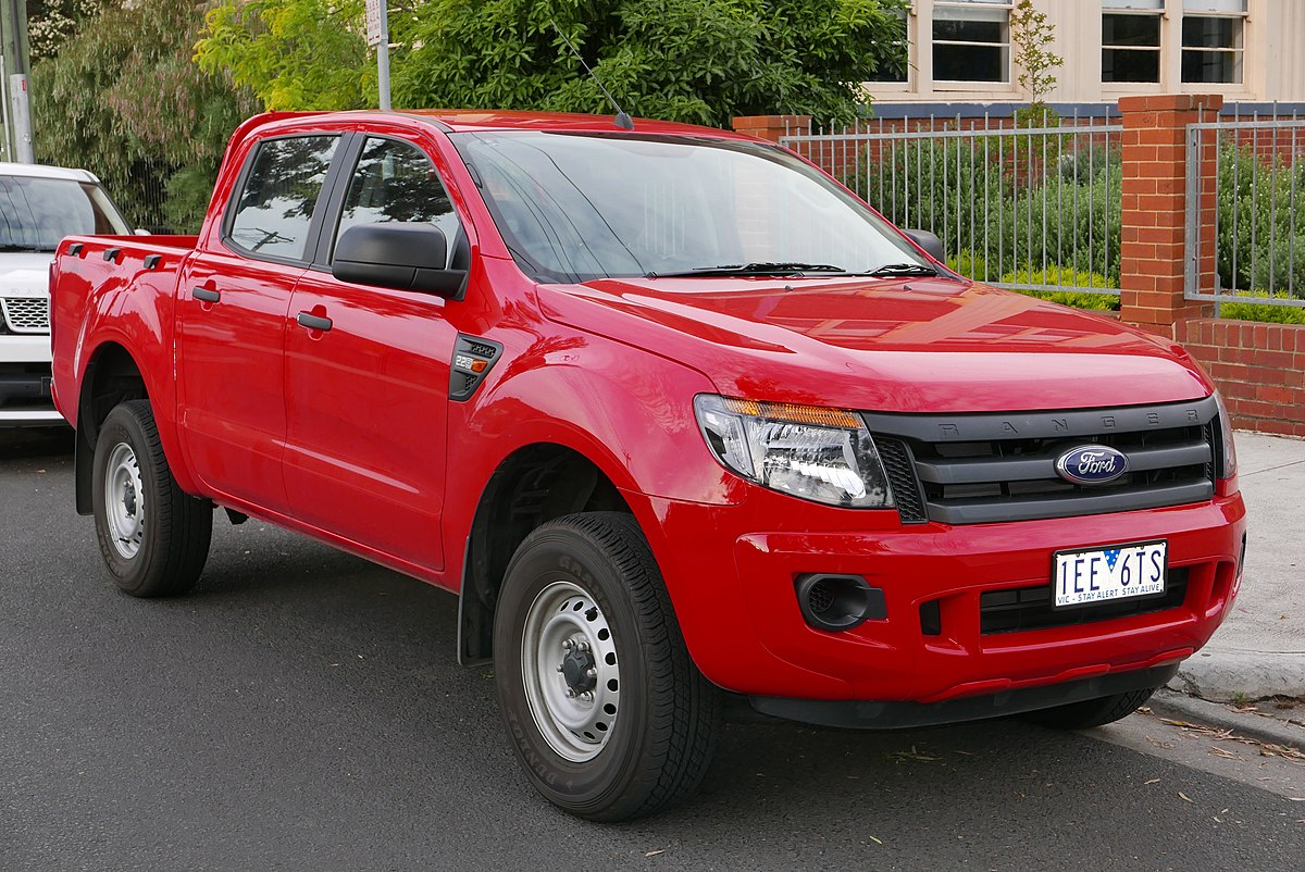 Ford Ranger (T6) - Wikipedia