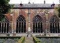 2016-Maastricht, St-Servaasbasiliek, Pandhof, westelijke kloostergang 02.jpg