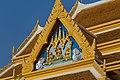 2016 Bangkok, Dystrykt Samphanthawong, Wat Traimit Witthayaram (06).jpg