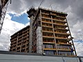 2016 Woolwich, Royal Arsenal, Waterfront construction site 20.jpg