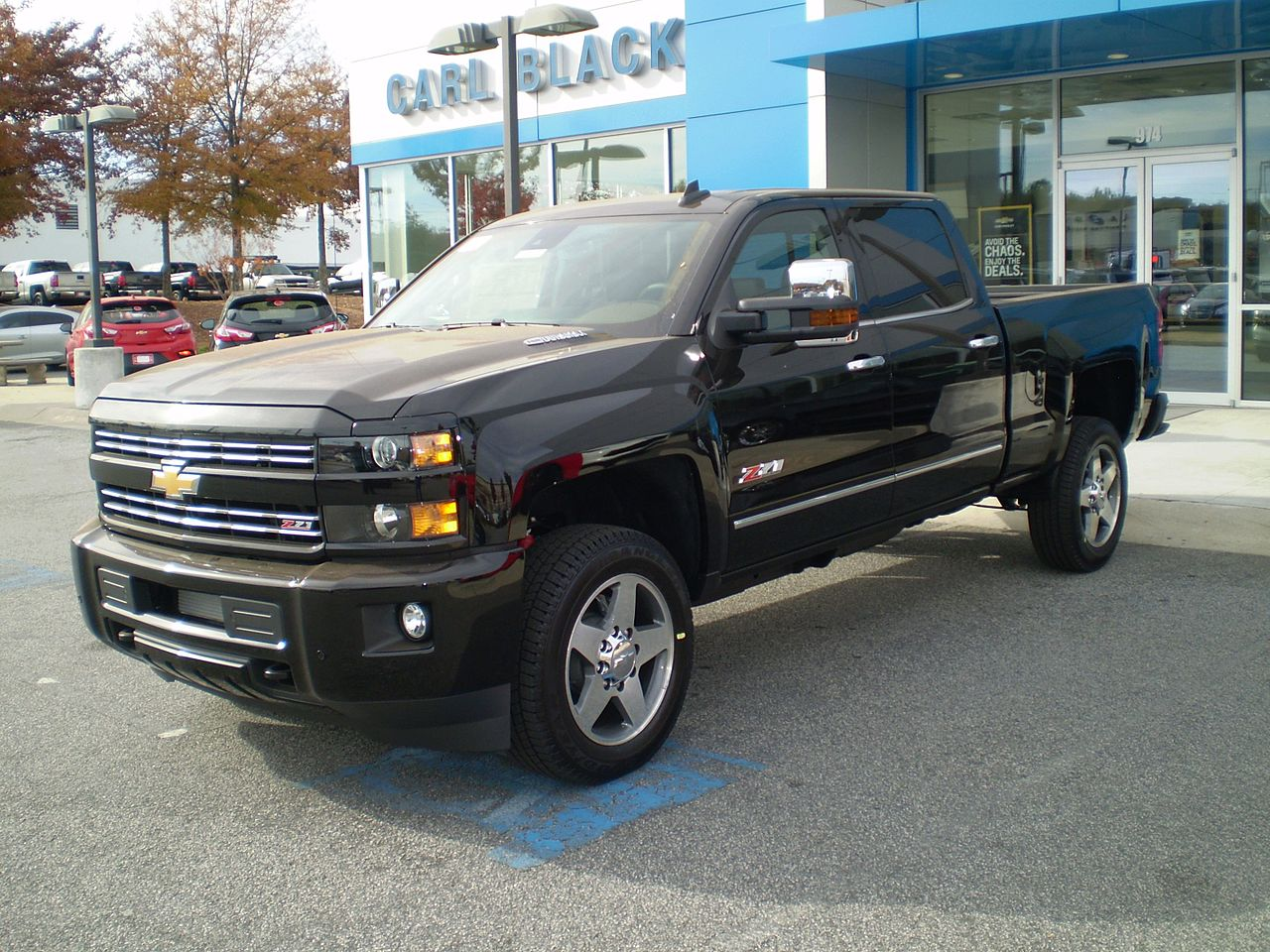 New 2019 Chevy Silverado just revealed...round wheel wells ...