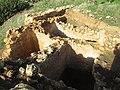2017-02-28 Remains of Roman fish processing plant, Praia Santa Eulália, Albufeira (5).JPG