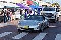 2017 Bois d'Arc Bash parade 07 (Grand Marshal's Chevrolet Corvette).jpg