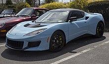history of the lotus car company