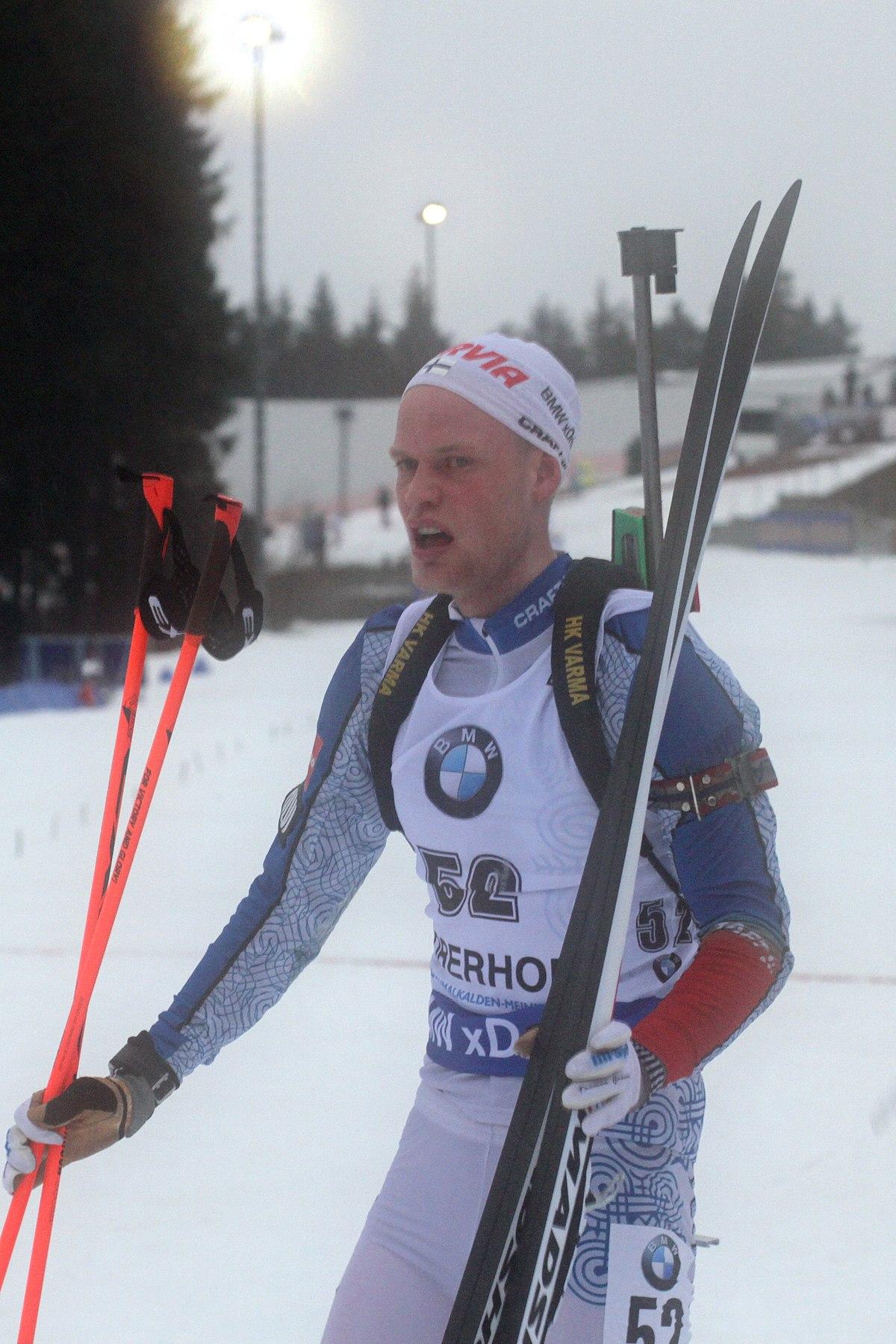 Tuomas Grönman (ampumahiihtäjä) – Wikipedia
