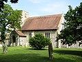 2018-06-13 Parish church of Saint John the Baptist's head, Trimingham (1).JPG