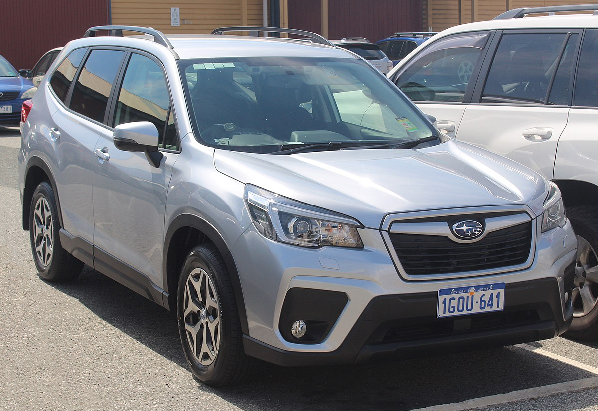 2020 Subaru Forester Redesign Turbo Review And Engine Options >> Subaru Forester Wikipedia