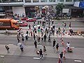 2019-10-04 Central Protest - People Start Blocking Connaught Road Central (3).jpg
