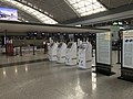 201908 Tibet Airlines Check-in Area at CTU T2.jpg