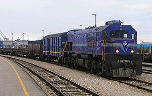 EMD G26 - Croatian Railways Series 2062