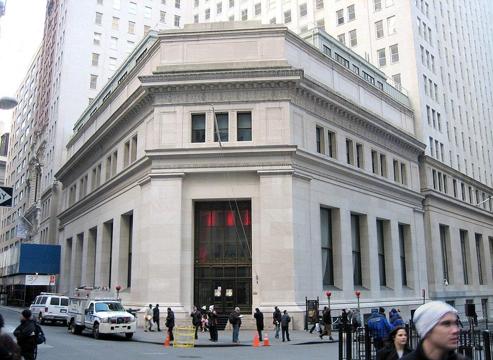 23 Wall Street New York