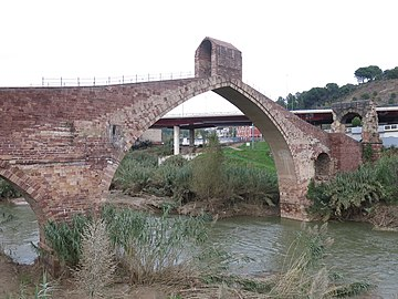 251 Pont del Diable, sobre el Llobregat (Martorell), cara sud.jpg