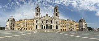 Baroque architecture in Portugal architectural style