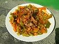 2839Home cooking of ginisang sayote, ampalaya and carrots 50.jpg