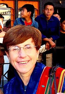 Françoise Pommaret French Tibetologist