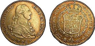Charles IV of Spain - Charles IV of Spain