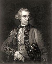 Hugh percy 2nd duke of northumberland