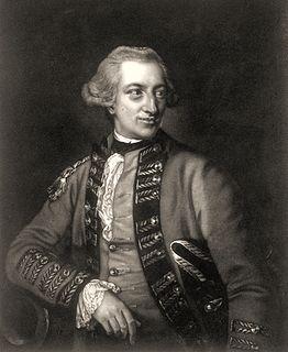 Hugh Percy, 2nd Duke of Northumberland British Army general
