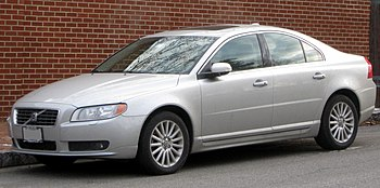 2007-2010 Volvo S80 photographed in Annapolis,...