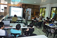 2nd Waray Wikipedia Edit-a-thon 12.JPG