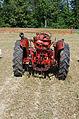 3ème Salon des tracteurs anciens - Moulin de Chiblins - 18082013 - Tracteur Nuffied - 1965 - arrière.jpg