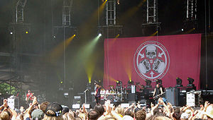 Thirty Seconds to Mars - Thirty Seconds to Mars live in Germany during the A Beautiful Lie tour