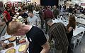 31st MEU Christmas party offers good food and a celebrity visit 121214-M-UY543-043.jpg