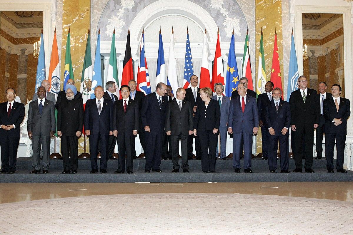 G8 Gipfel Deutschland