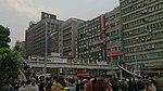 330遊行忠孝中山行人路橋,白色正義聯盟的標語被惡搞 2014-05-11 15-40.jpg