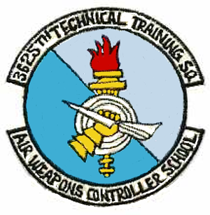 337th Air Control Squadron - Image: 3625 Technical Training Squadron
