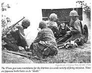 37mm gun crew in battle lg