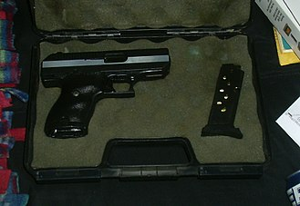 Hi-Point Firearms - Image: 380 acp