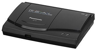 3DO Interactive Multiplayer - Panasonic FZ-10 R·E·A·L 3DO Interactive Multiplayer