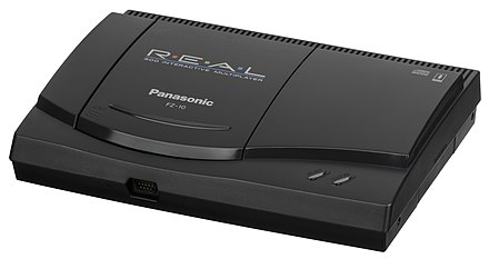Panasonic FZ-10 R*E*A*L 3DO Interactive Multiplayer 3DO-FZ-10-Console-FL.jpg