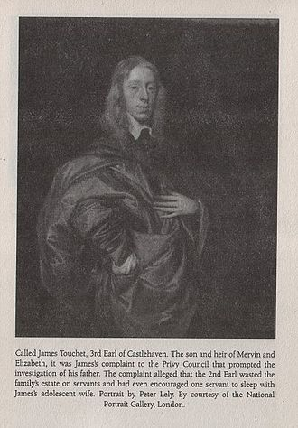 James Tuchet, 3rd Earl of Castlehaven - Image: 3rd Earl Of Castlehaven