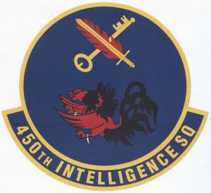 450th Intelligence Squadron - Image: 450th Intelligence Squadron