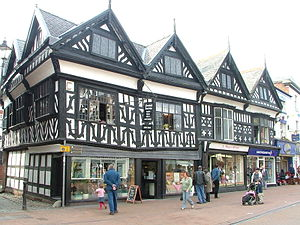 Hotels Near Chester Town Hall