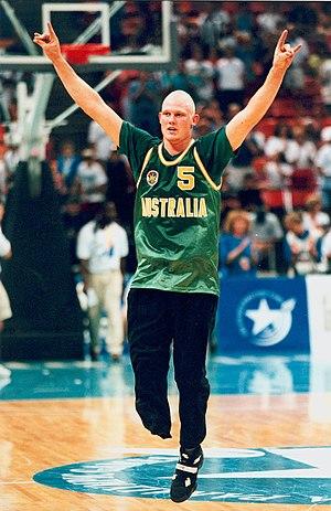 Troy Sachs - Image: 46 ACPS Atlanta 1996 Basketball Troy Sachs